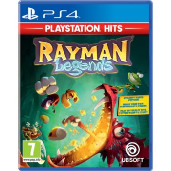 Ubisoft Rayman Legends HITS