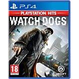 Jeu PS4 Ubisoft Watch Dog HITS