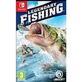 Jeu Switch Ubisoft Legendary Fishing