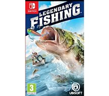 Jeu Switch Ubisoft Legendary Fishing
