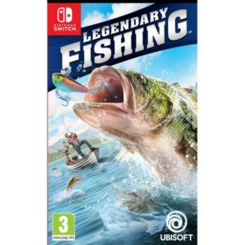 Ubisoft Legendary Fishing
