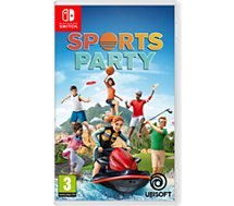 Jeu Switch Ubisoft Sports Party