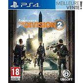 Jeu PS4 Ubisoft The Division 2