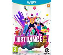 Jeu Wii U Ubisoft  Just Dance 2019