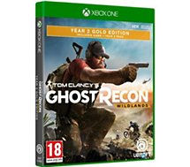 Jeu Xbox One Ubisoft Ghost Recon Wildlands Année 2 Gold