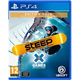 Jeu PS4 Ubisoft  Steep X Games Edition Gold
