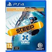 Jeu PS4 Ubisoft Steep X Games Edition Gold