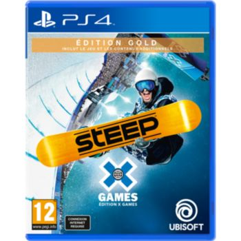 Ubisoft Steep X Games Edition Gold