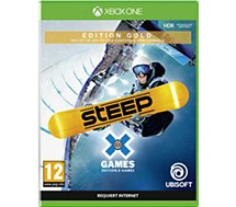 Jeu Xbox One Ubisoft  Steep X Games Edition Gold