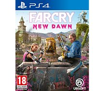 Jeu PS4 Ubisoft Far Cry New Dawn