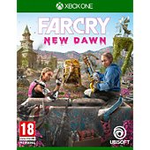 Jeu Xbox One Ubisoft Far Cry New Dawn