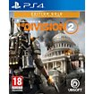 Jeu PS4 Ubisoft The Division 2 Gold Edition
