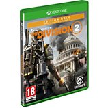 Jeu Xbox One Ubisoft  The Division 2 Gold Edition