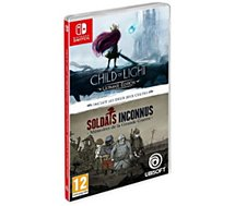 Jeu Switch Ubisoft  Compilation Child Of Light
