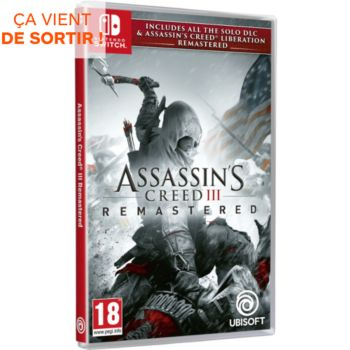 Ubisoft Assassin's Creed 3 + Liberation Remaster
