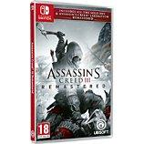 Jeu Switch Ubisoft Assassin's Creed 3 + Liberation Remaster