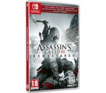 Jeu Switch Ubisoft  Assassin's Creed 3 + Liberation Remaster