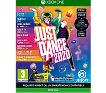 Jeu Xbox One Ubisoft  Just Dance 2020