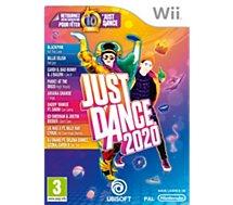 Jeu Wii Ubisoft  Just Dance 2020