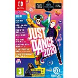 Jeu Switch Ubisoft  Just Dance 2020