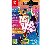 Jeu Switch Ubisoft  Just Dance 2020