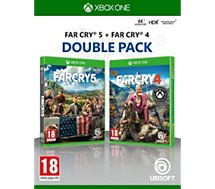 Jeu Xbox One Ubisoft  Far Cry 4 + Far Cry 5