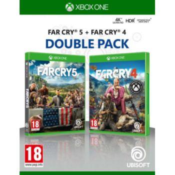 Ubisoft Far Cry 4 + Far Cry 5