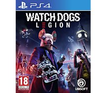 Jeu PS4 Ubisoft  Watch Dogs Legion