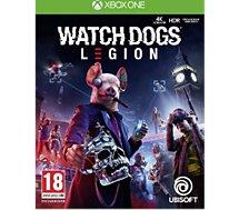 Jeu Xbox One Ubisoft  Watch Dogs Legion