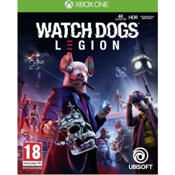 Ubisoft Watch Dogs Legion