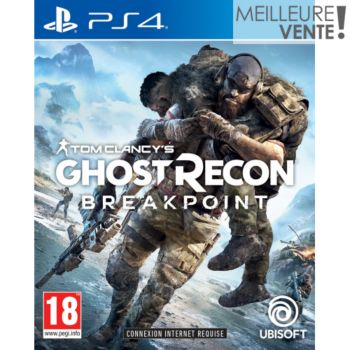 Ubisoft Ghost Recon Breakpoint