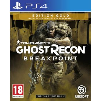 Ubisoft Ghost Recon Breakpoint Edition Gold