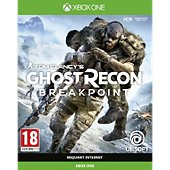 Jeu Xbox One Ubisoft Ghost Recon Breakpoint