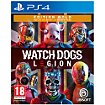 Jeu PS4 Ubisoft Watch Dogs Legion Edition Gold