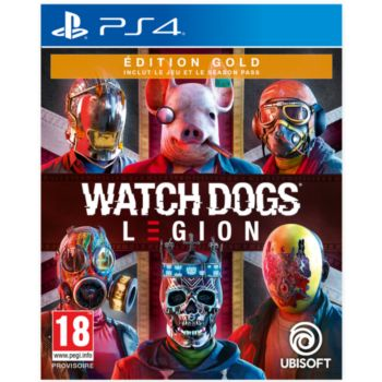 Ubisoft Watch Dogs Legion Edition Gold