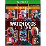 Jeu Xbox One Ubisoft Watch Dogs Legion Edition Gold