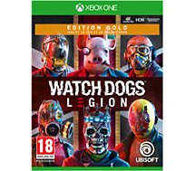 Jeu Xbox One Ubisoft  Watch Dogs Legion Edition Gold