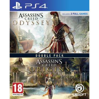 Ubisoft Assassin's Creed Origins + Odyssey