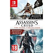 Jeu Switch Ubisoft Assassin's Creed Black Flag + Rogue