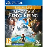 Jeu PS4 Ubisoft  IMMORTALS FENIX RISING ED.GOLD