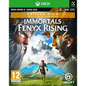 Jeu Xbox One Ubisoft IMMORTALS FENYX RISING ED.GOLD