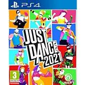Jeu PS4 Ubisoft JUST DANCE 2021