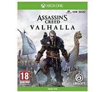 Jeu Xbox Ubisoft  ASSASSIN'S CREED VALHALLA