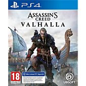 Jeu PS4 Ubisoft ASSASSIN'S CREED VALHALLA