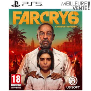 Ubisoft FAR CRY 6