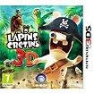 Jeu 3DS Ubisoft Lapins Crétins Retour vers le passé