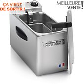 Friteuse professionnelle Kitchen Chef KCFR4L