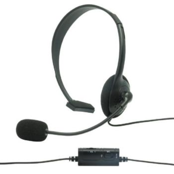 Konix Casque Micro Monaural PS-100
