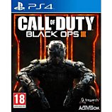 Jeu PS4 Activision  Call Of Duty Black Ops 3