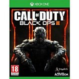 Jeu Xbox One Activision Call Of Duty Black Ops 3